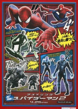 (3)アメイジング スパイダーマン2