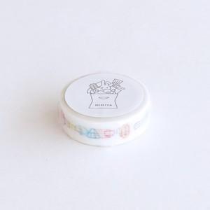 マスキングテープ・マルチカラー