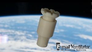 E-mail Ventilator (Mock-up 3D data)