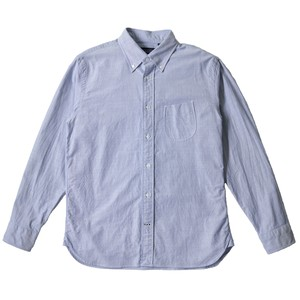 OX FORD BUTTON DOWN SHIRTS BLUE