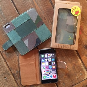 iPhone Case 6/6s, Military Patchwork