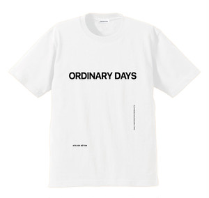 ORDINARY DAYS TEE + TOOTH BRUSH