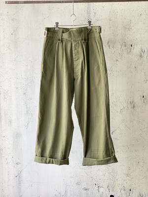 military buggy pants