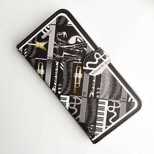 iPhone7用手帳型スマホケース