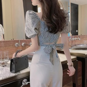 french lace short tops