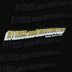 スーパーバック / ATTACK and DESTROY!!!