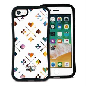 La Leia アロー セット WAYLLY(ウェイリー) iPhone 8 7 XR XS X 6s 6 Plus XsMax対応!_MK_