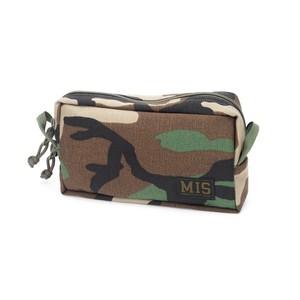 MIS-1012 SLIM ACCESSORY BAG - WOODLAND CAMO