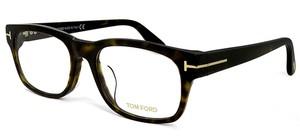 トムフォード メガネ TF-5432 052 アジアンフィット tf5432 TOM FORD 眼鏡 tomford ウェリントン メンズ べっ甲
