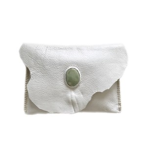 SALE! Stone-like clutch bag