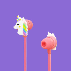 Funky Earphone - Unicorn Dreams