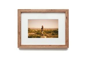 SUNNY Print with frame 002