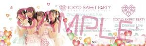 TOKYO SWEET PARTY 2ndワンマンライブ チケット