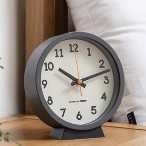 multi use retro 2 in 1 clock / 卓上時計 壁掛け時計 置き時計 スタンド付き クロック 韓国インテリア雑貨