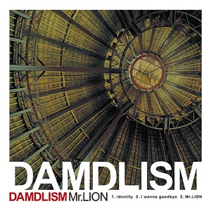 DAMDLISM / Mr.LION (CD)