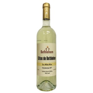 聖地修道院ワイン Cote du Bethlehem コート・ドゥ・ベツレヘム(白) 750ml