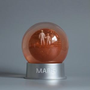 Mars Dust Globe マーズ ダスト グローブ