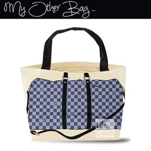 My Other Bag マイアザーバッグ トート Carry All キャリーオール ラージサイズ Beckham Tonal Black