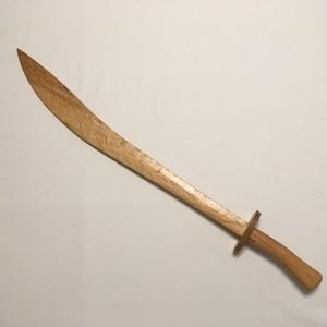 青龍刀木刀
