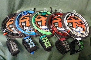 XM Surf More Tangle Free Leash Regular 6' サーフモア リーシュ