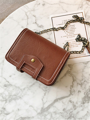 【accessories】 Mini size retro shoulder bag