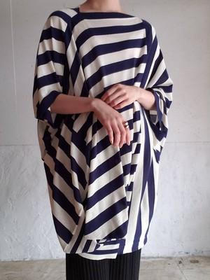 【used】JUNYA WATANABE COMME des GARCONS stripes knit ジュンヤワタナベ 変形ボーダーニット