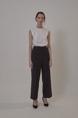 PIN TUCK PANTS