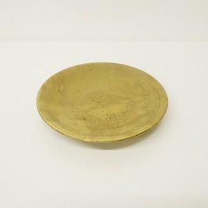 豆皿 ( A.Gold ) / 金澤宏紀