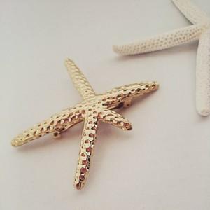 starfish バレッタ