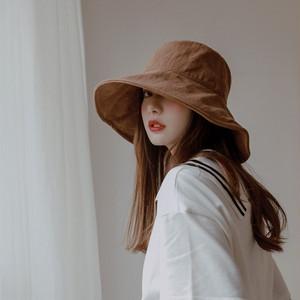 5617バケットハット UVカット帽子 UVハット つば広 レディース 紫外線 対策 日よけ帽子 日焼け防止  折りたたみ帽子