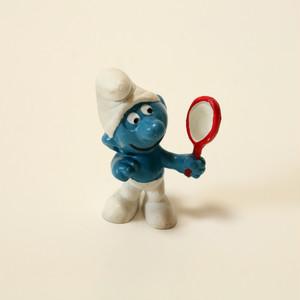 Vanity Smurf  figure ・バニティ スマーフ フィギア U.S.A