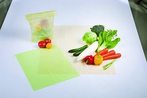 置いとき袋(野菜、果物鮮度保持用)