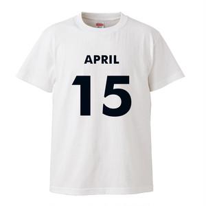 4月15日