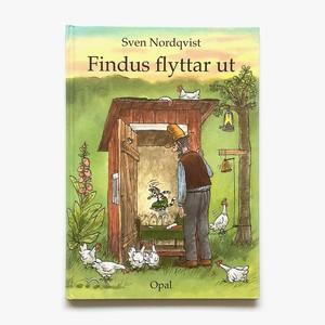 スヴェン・ノードクヴィスト「Findus flyttar ut(フィンダスのひっこし)」《2012-01》