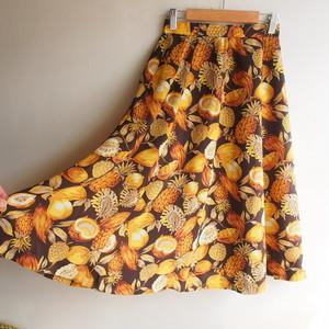 fluits&leaf! vintage flare skirt