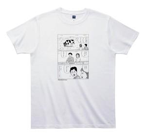 《和田ラヂヲTシャツ》TW002/ 牛はでかい