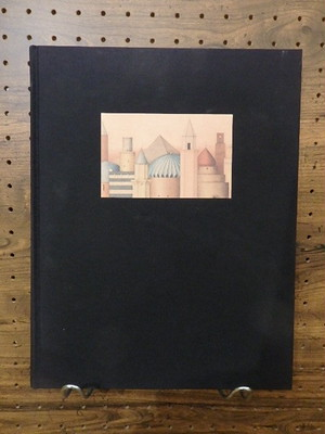 Storie meravigliose dalle Mille e una notte / 絵:ダビデ・ピッチゴーニ(Davide Pizzigoni)