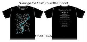 FATE Tシャツ黒・青