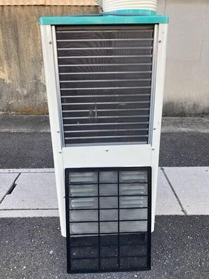YAMAZEN 排熱ダクト付きスポットエアコン