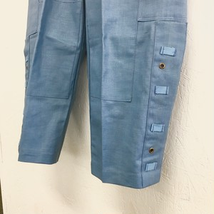 LIKE THIS LIKE THAT : 「Swedish」 M59 field cropped trousers (remake)