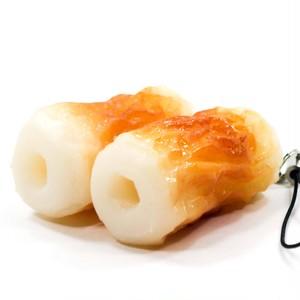 ちくわ 食品サンプル キーホルダー ストラップ