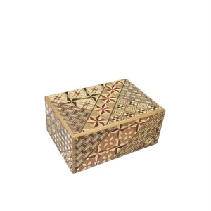 Himitsubako puzzle box 4sun 21 times