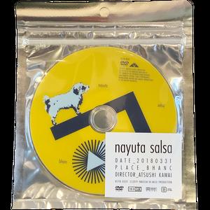"""DVD """"nayuta salsa"""""""