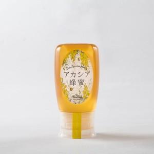 【低GI食品・GI値28】アカシア蜂蜜チューブボトル(500g)