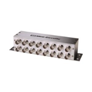 ZFSC-16-1-75(BNC), Mini-Circuits(ミニサーキット)    RF電力分配器・合成器(スプリッタ・コンバイナ), Frequency(MHz):1 to 150 MHz, 分配数:75Ω 16 WAY-0°