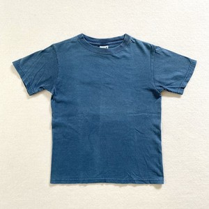 00's anvil | blue plain tee (V0809M)