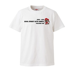 SOUL STREET 16th Anniversary Tee WH