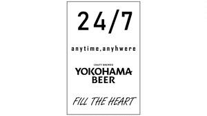 24/7 YBビッグシルエットTシャツ(9.1ozマグナムウエイトT)