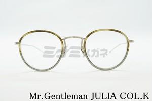 【正規取扱店】Mr.Gentleman(ミスタージェントルマン) JULIA COL.K