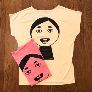 ドルマンスリーブあいだちゃんTシャツ